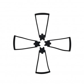 Zero-X Pulse Spare Part Rotor Guards